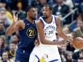 НБА: Индиана обыграла Голден Стэйт, Вашингтон проиграл Кливленду