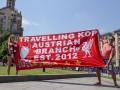 Борисполь отказался принимать самолеты с фанатами Ливерпуля
