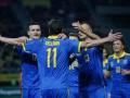 Украина отправила в ворота Македонии два
