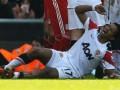 Нани получил тяжелую травму в матче с Ливерпулем