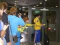 Михалик и Гусев после матча с Чехией отказались общаться с журналистами