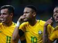 Бразилия разгромила Аргентину в отборе на ЧМ-2018