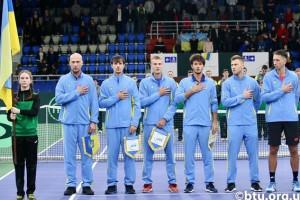 Стало известно, когда сборная Украины проведет матч против Израиля в Кубке Дэвиса