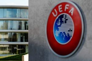УЕФА извинился за ошибочно опубликованный твит
