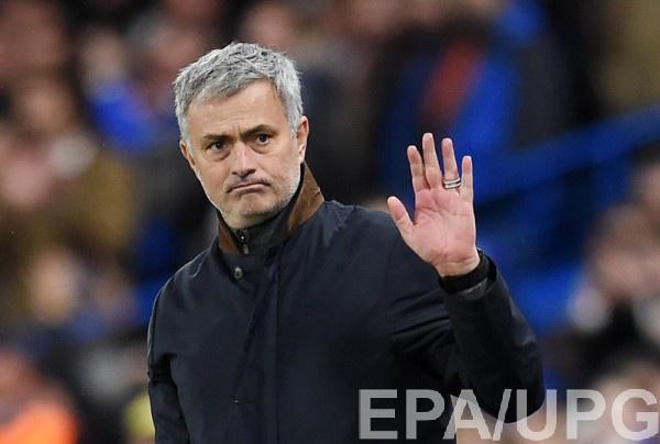 Моуринью подписал договор с«Манчестер Юнайтед» до 2019-ого