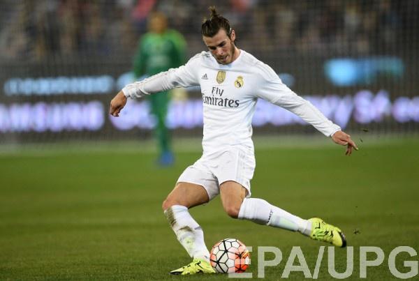 Бэйл не сможет помочь Реалу в первом матче с Ромой