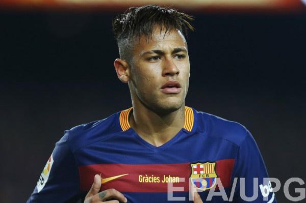 Стали известны подробности контракта Неймара с Барселоной