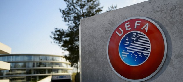 Таблица коэффициентов УЕФА: Украина немного оторвалась от Бельгии