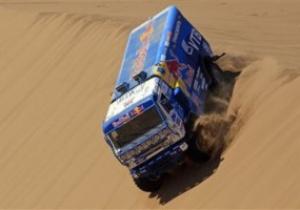 Дакар-2011: Чагин добывает 61-ю победу на этапах ралли