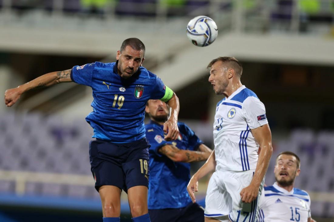 Италия - Босния и Герцеговина: видео голов и обзор матча