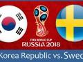 Южная Корея – Швеция: онлайн трансляция матча ЧМ-2018 начнется в 15:00