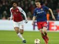 Арсенал пропустил дважды от ЦСКА, но прошел в полуфинал Лиги Европы