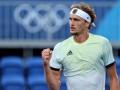Зверев cтал первым немецким олимпийским чемпионом по теннису