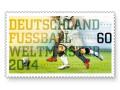 В Германии напечатали марки, посвященные победе бундестим на ЧМ-2014, еще до финала (фото)