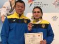 Ромолданова – лучшая спортсменка Украины в декабре