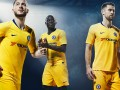 Челси вслед за Барселоной презентовал гостевую форму желтого цвета