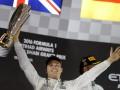 Нико Росберг стал чемпионом Формулы-1