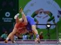 Сборная Украины по борьбе вышла на первое место по количеству медалей на ЧЕ