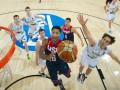 На чемпионате мира по баскетболу определились первые полуфиналисты