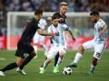 Игрок сборной Хорватии передумал просить у Месси футболку, увидев его игру