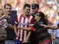 Фанаты Атлетико накинулись на экс-форварда Барселоны