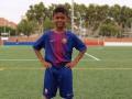 Сын легенды сборной Голландии забил первый гол за Барселону