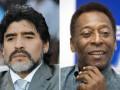 Звездные войны. Марадона уверяет, что Пеле критикует ради наживы, и посоветовал ему обратиться к врачам