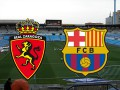 Ла Лига: Сарагоса - Барселона - 0:3, текстовая трансляция