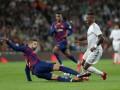 Барселона - Реал 0:0 онлайн-трансляция матча чемпионата Испании