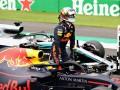 Риккардо выиграл квалификацию Гран-при Мексики