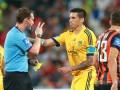 Экс-арбитр FIFA: Судья не назначил два пенальти в ворота Шахтера и спровоцировал Срну