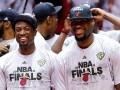 Майами громит Бостон и выходит в Большой Финал
