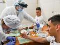 Футболисты Зари прошли тестирование на коронавирус