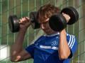 Гантели для Динамо: Как подопечные Блохина силовую подготовку проходят