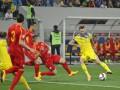 Македония - Украина: Все события вокруг матча
