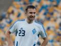 Богданов отправляется на сборы с киевским Динамо