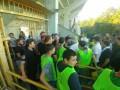 Фанаты Динамо подрались с полицией перед матчем Ворскла – Динамо