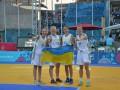 Украинские баскетболистки завоевали