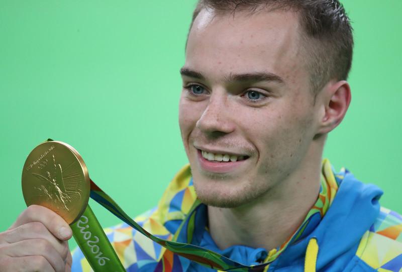 Украинцы устроили травлю своего олимпийского чемпиона из-за позиции по Донбассу
