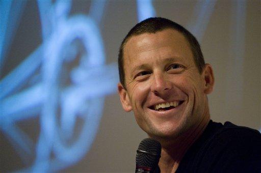 Лэнс Армстронг: Ребята, расслабьтесь, вы не столь плохи как я