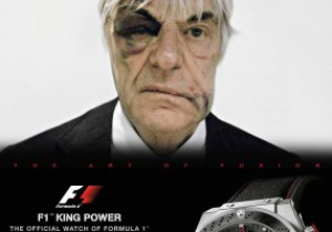 Глава Формулы-1 использовал свое ограбление в рекламных целях