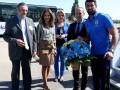 Фенербахче прибыл в Одессу на матч Лиги Европы
