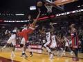 Обзор матчей NBA: Майами уступил аутсайдеру Вашингтону, Денвер обыграл Финикс