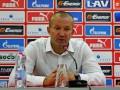 Тренер Черноморца: Рады, что прошли в следующий раунд Лиги Европы