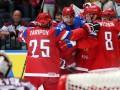 Хоккей: Россия без проблем добывает пятую победу кряду на ЧМ-2014