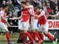 Битва за Лигу чемпионов: Арсенал на своем поле разгромил Ливерпуль
