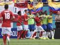 Игроки сборных Англии и Эквадора устроили драку на поле