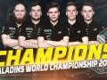 Na'Vi стали чемпионами мира в Paladins