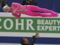 Украинская фигуристка может выиграть 5-е золото чемпионата мира для Германии