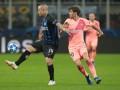 Интер спас ничью в домашнем матче с Барселоной